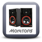 DJ Studio Monitors