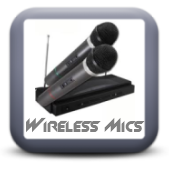DJ Wireless Microphones