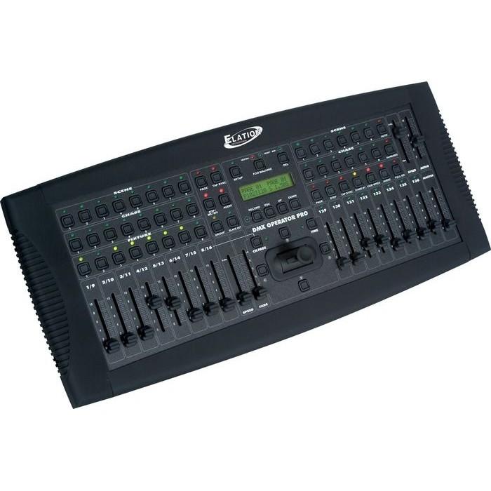American DJ DMX Operator Pro 136-Channel Hybrid DMX Lighting Console