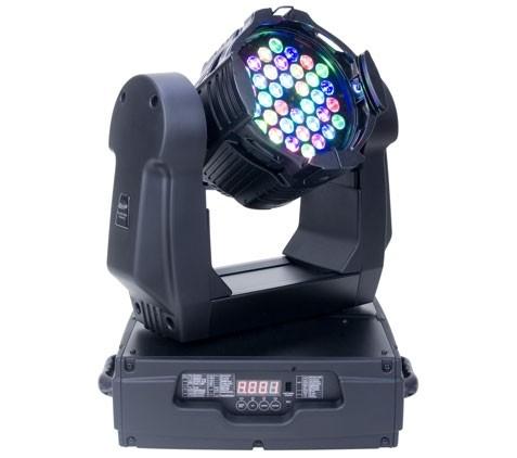 Elation Design LED Par Zoom MH Moving Head Wash with Zoom