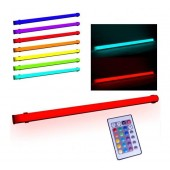 American DJ LED Color Tube Rainbow Tube Effect with Remote