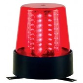 American DJ B6R LED Red Police Beacon Light