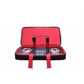 Odyssey BRLDIGITAL3XL REDLINE™ SERIES DIGITAL 3XL   TRIPLE EXTRA LARGE DIGITAL MEDIA GEAR BAG