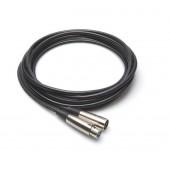 Hosa CMI-110 10ft Microphone Cable (XLR3F to XLR3M)