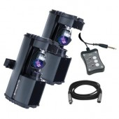 American DJ Com Scan LED System