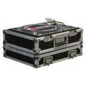 Odyssey FR1200E Flight Ready Case For A Single 1200 Style Turntable