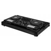 Odyssey Pioneer DDJ-1000 Glide Style DJ Controller Case With A Bottom 19 Inch 1U Rack Space