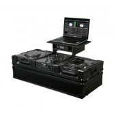 Odyssey FZGS10CDJWBL Black Label Glide Style DJ Coffin
