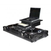 Odyssey FZGS12CDJWBL Black Label Glide Style Case