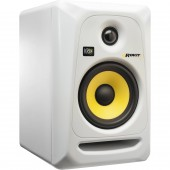 KRK Rokit 5 Monitor Speakers-Individual (White)