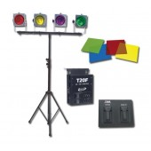 American DJ LS-60A Portable Lighting Package
