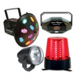 American DJ LT Party Combo I Package