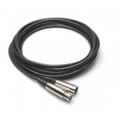 Hosa MCL-125 25ft Microphone Cable (XLR3F to XLR3M)