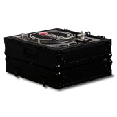 Odyssey FZ1200BL Black Label Single Turntable Flight Case