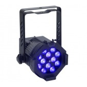 Elation Opti 30 UV LED DMX Die Cast Par 30 Fixture