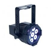 Elation Opti Tri 30 Compact Tri-Color LED High Power Par Can