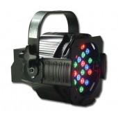Elation Opti RGB High Output LED Color Changer (Black)