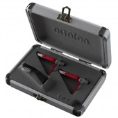 Ortofon Concorde DigiTrack CC Twin -  Red Body/Stylus w/ Spherical Diamond