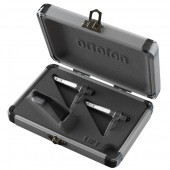 Ortofon Concorde Pro CC Twin - Silver Body/Stylus w/ Spherical Diamond