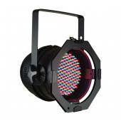 American DJ P64 LED Plus Black Par Can