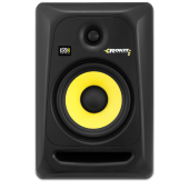KRK Rokit 6 Monitor Speakers -Individual (Black)