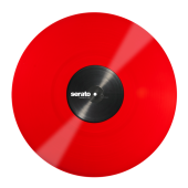 "Serato Standard Colors (Pair) - Red 12"" Control Vinyl"