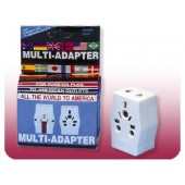 Seven Star SS-407 Multi-Adapter for Worldwide Type of Plugs