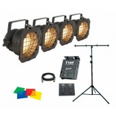 American DJ Stage Act 56 Basic Lighting Package