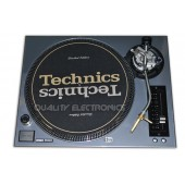 Technics Face Plate  Silver for Technics SL-1200 / SL-1210 M5G Turntable