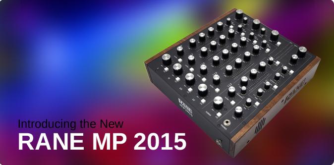 Rane MP 2015