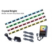 American DJ Accent Strip RGB LED Strips Kit
