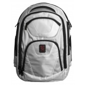 Odyssey Backtrack XL DJ Backpack, White