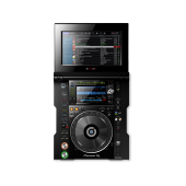 Pioneer DJ CDJ-TOUR1, TOUR system multi-player with fold-out touch screen
