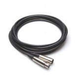 Hosa CMI-125 25ft Microphone Cable (XLR3F to XLR3M)