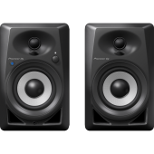 Pioneer DM-40BT Pair 4-inch desktop monitor speakers (black)