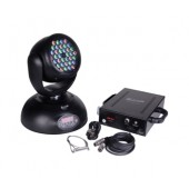 Elation Event MH W Battery Powered & Wireless DMX Moving Head System
