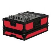"Odyssey FR12MIXBKRED 12"" Mixer DJ Case - Red"