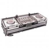 Odyssey FZ19CDJW DJ Coffin with Wheels
