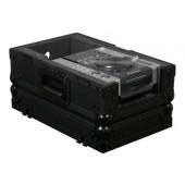 Odyssey FZCDiBL Black Label Front Load Medium Format CD / Digital Media Player Case
