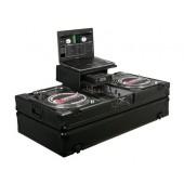 Odyssey FZGSBM10WBL Black Label Glide Style DJ Coffin