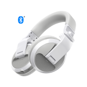 Pioneer HDJ-X5BT-W Over-ear DJ headphones