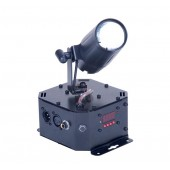 American DJ LED Beam Scan DMX Oscillating Pinspot