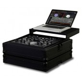 Odyssey FZGSDJM2000BL Black Label™ Glide style™ for Pioneer DJM-2000 DJ Mixer Case