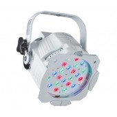 Elation Opti RGB WH High Output LED Color Changer (White)