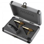 Ortofon Concorde Gold CC Twin - Body / Gold Stylus w/ Elliptical Diamond