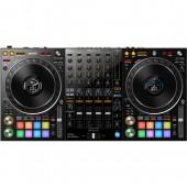 Pioneer DDJ1000-SRT 4-channel performance DJ controller for Serato DJ Pro (Black)