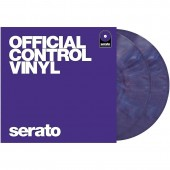 Serato Control Vinyl Purple (Performance Series)(pair)