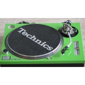 Technics Green Face Plate for the SL1200/1210 MK5
