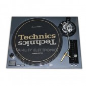 Technics Silver Face Plate for the SL1200 M5G Turntable