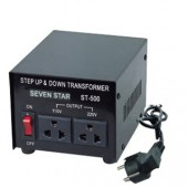 Seven Star Step UP / Down Transformer 500watts ST-500